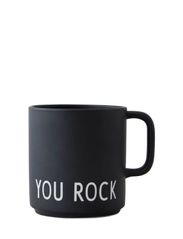 Favourite cup with handle - BKYOUROCK