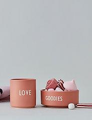 Design Letters - Snack bowl - saladiers de service - nude - 1