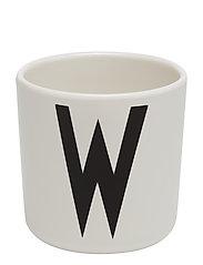 Melamine cup - WHITE