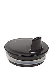 Drink lid for melamine cup - BLACK