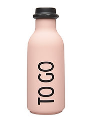 To Go Water Bottle - PINK