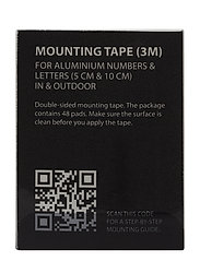 Mounting tape - BLACK