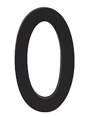 Architect numbers 50 mm - BLACK