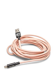 Extra long Cable 3m iPhone - PINK