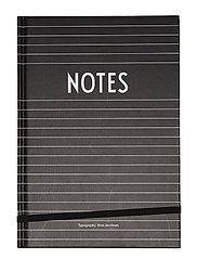Notes book - BLACK