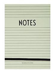 Notes book - GREEN