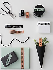 Design Letters - Say it with tape - décor - grey - 2
