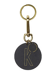 Personal key ring & bagtag - BRASS