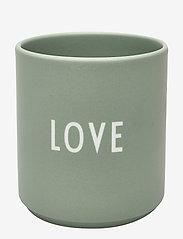 Design Letters - Favourite cup - décorations de noël - green - 1