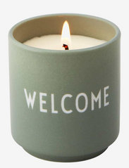 Design Letters - Scented Candle - diffuseurs de parfum - gnwelcome - 0