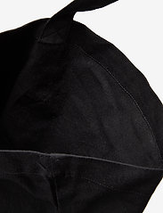Design Letters - Tote bag black - sacs en toile - black - 3