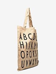 Design Letters - Favourite tote bag - cabas - beige - 2