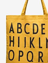 Design Letters - Favourite tote bag - cabas - beige - 3