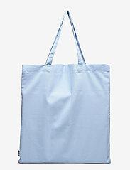 Design Letters - Favourite tote bag - cabas - light blue - 1