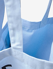 Design Letters - Favourite tote bag - cabas - light blue - 4