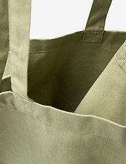 Design Letters - Favourite tote bag - cabas - light green - 4