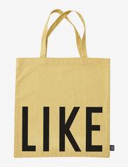 Favourite tote bag - YELLOW