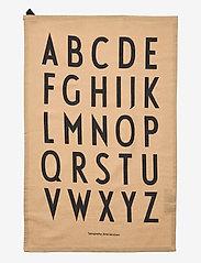Design Letters - Classic Tea Towel 2-pack - torchons - beige - 0