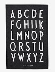 Design Letters - Classic Tea Towel 2-pack - ręczniki kuchenne - black - 1