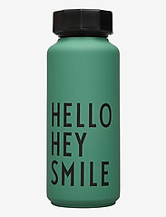 Design Letters - Thermo/Insulated Bottle Special Edition - bouteilles isothermes - darkgreen - 0