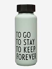 Design Letters - Thermo/Insulated Bottle Special Edition - thermos - green - 0