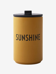 Design Letters - Thermo/Insulated Cup - termosy i kubki podróżne - musunshine - 0