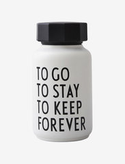 Design Letters - Thermo/Insulated bottle small Special Etd. - bouteilles isothermes - whtototofo - 0