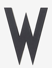 Architect letters 50 mm - BLACK