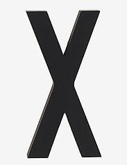Design Letters - Architect letters 50 mm - décor - black - 0