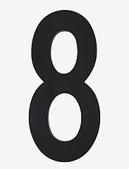 Architect numbers 100 mm - BLACK