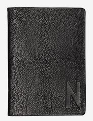 Design Letters - SUIT UP - Personal Notebook - décor - black - 0