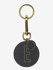 Design Letters - Personal key ring & bagtag - key rings - brass - 0