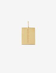Design Letters - Zodiac by Design Letters - Gold - pendentifs - gold - 1