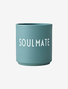 Favourite cup - tasses et mugs - dusty green
