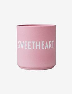 Favourite cup - tasses et mugs - pink