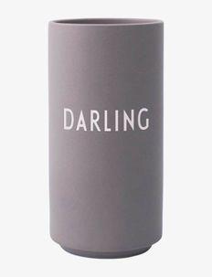Favourite vase - vases - dusty purple