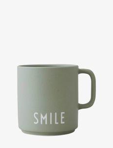 Favourite cup with handle - kubki i filiżanki - greensmile