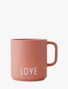 Favourite cup with handle - kaffekopper - nudelove