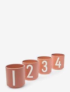 Mini Cups Nude - mugs & cups - nude