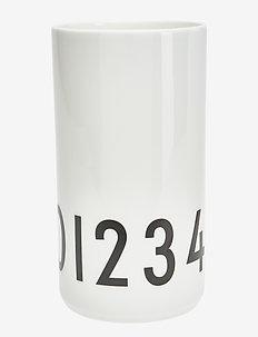 Small Vase - compartiment - white
