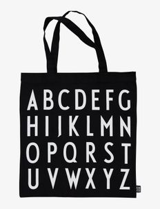 Tote bag, black - casual shoppers - black