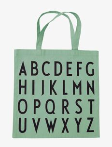 Favourite tote bag - cabas - light green