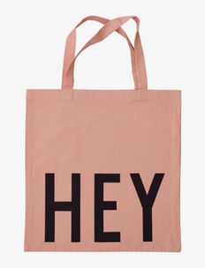 Favourite tote bag - casual shoppers - pink