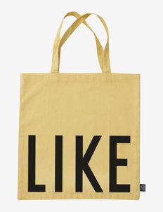 Favourite tote bag - cabas - yellow