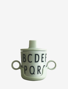Grow with your cup melamine ABC prepacked - tasses et mugs - green