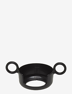 Handle for melamine cup - baby products - black