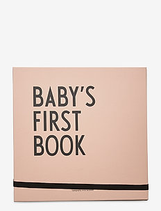 Baby's first book - babyprodukter - nude