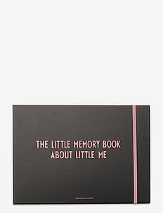 THE LITTLE MEMORY BOOK ABOUT LITTLE ME - wystrój domu - pink