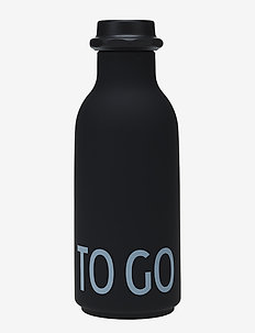 To Go Water Bottle - vesipullot - black