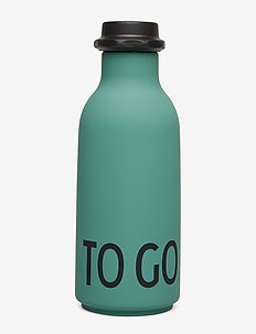To Go Water Bottle - vesipullot - darkgreen